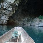Rein gehts in die Höhle