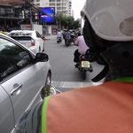 Bike Taxis für Lebensmüde und Adrenalin-Junkies