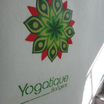10.00 ist Yoga angesagt
