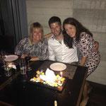 Sven's Geburtstag im Penthouse