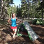 Lost Cabin Campground - Campen mit Regi Runde II