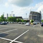 Beaver Football Stadium für 106'000 Zuschauer