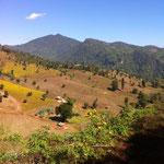 Wandern in Hsipaw - wunderschön