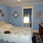 Mein Zimmer im Homespun Country Inn in Nappanee