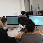 Gli schizzi si trasformano in elaborazioni 3D al computer con l'ausilio del programma SketchUp