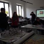 Gli studenti decidono di perseguire differenti progetti