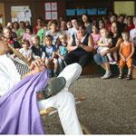 Margit Lesch verlässt zwar das Förderzentrum der Lebenshilfe Haßberge in Sylbach, geht aber nicht in den Ruhestand. Nach zwölf Jahren wechselt die Sonderpädagogin vielmehr zur Lebenshilfe nach Schweinfurt.