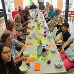 Kochen verbindet alle Altersklassen, Menschen mit und ohne Handicap, das zeigt das gemeinsame Projekt von Lebenshilfe und Mehrgenerationenhaus seit mehreren Jahren.