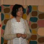 Christine Klein begleitete das Präventionsprojekt pädagogisch.