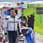 #3 SKM 2017 Peter KUSTER nach dem Finalrennen am 21. Mai in Lignières NE (CH)