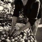 Wochenmarkt in Asti