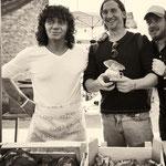 Root Amp Kitchen auf dem Markt in Italien