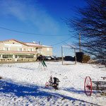 Espace de neige