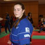 Nicola Gemmill pre fight