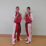 BCKA Fighters heading to the WKC World Championships - The Brown Brothers (Peterborough)