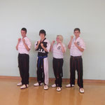 BCKA Fighters heading to the WKC World Championships - Juniors
