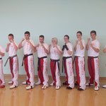BCKA Fighters heading to the WKC World Championships - Light Contact Team