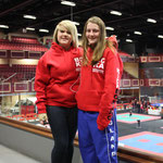 Sophie Collinson and Nicola Gemmill