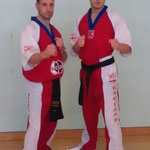 BCKA Fighters heading to the WKC World Championships - Kevin & Alex