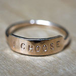 Collection AFFIRMATION - I choose -