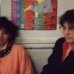 Dominique Vidal et Marie Diaz.