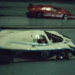 Porsche 956 et Ferrari BB 512 ( Rouen et Lyon-Bron )