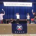 北ブロック男子決勝 大野匠(兵庫)選手vs岸田大陸(伊丹)選手
