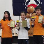 まずは昨年の全日本もしかめ選手権の表彰が行われました