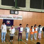 ファイナルカップ級の部Ⅰ(~5級)表彰