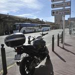 マルセイユ旧港界隈