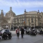 カタルーニヤ広場