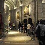 モナコ大聖堂内部⑥