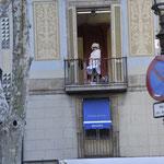 飾り窓の女?