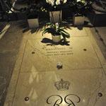 モナコ大聖堂内部⑬ レーニエ3世が眠る