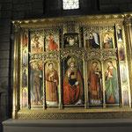 モナコ大聖堂内部①