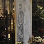 モナコ大聖堂内部⑩ グレース・ケリーが眠る
