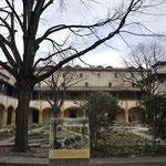 ゴッホが描いた自分が入院していた精神病院