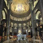 モナコ大聖堂内部⑭