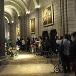 モナコ大聖堂内部⑦