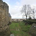 カルカッソンヌ城壁