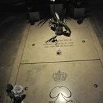 モナコ大聖堂内部⑪ グレース・ケリーが眠る