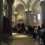 モナコ大聖堂内部⑤