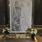 モナコ大聖堂内部⑫ グレース・ケリーが眠る