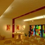 Gestaltung der Kapelle BPH Birkfeld 2009, Hans Reitbauer