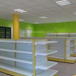 Góndolas para tiendas de autoservicio, góndolas de pared, góndolas comerciales, góndola central, exhibidores de góndola, góndolas para supermercado