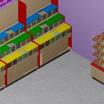 Muebles para dulces