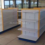 Estantes de madera para tiendas