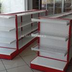 Góndolas para oxxo, Estantería metálica, postes metálicos, repisas metálicas, anaqueles metálicos, góndolas metálicas, góndolas para tiendas