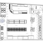 Diseño de supermercados, layout de tienda