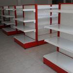 góndolas para tiendas de autoservicio, góndolas comerciales, góndolas para tiendas de abarrotes, góndolas centrales, góndolas para tiendas
